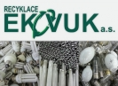 New web-pages of RECYKLACE EKOVUK, a. s. (lighting equipment recycling) – daughter company of Kovohutě